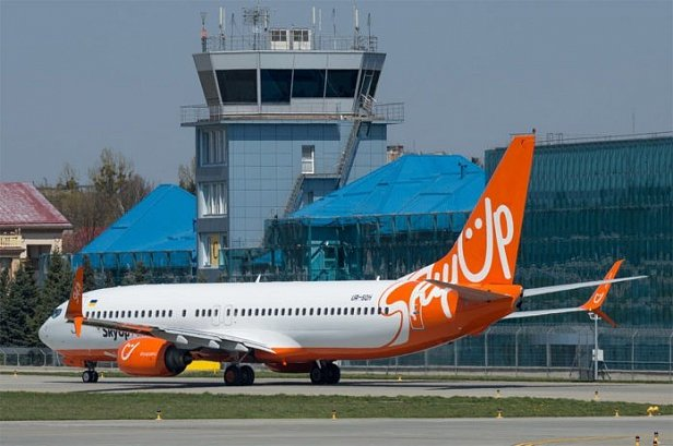 Фото — Самолёт Boeing737-800