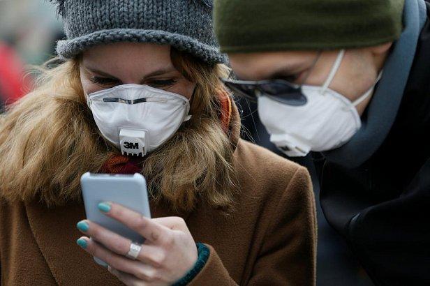 Фото — Украинцы на самозизоляции