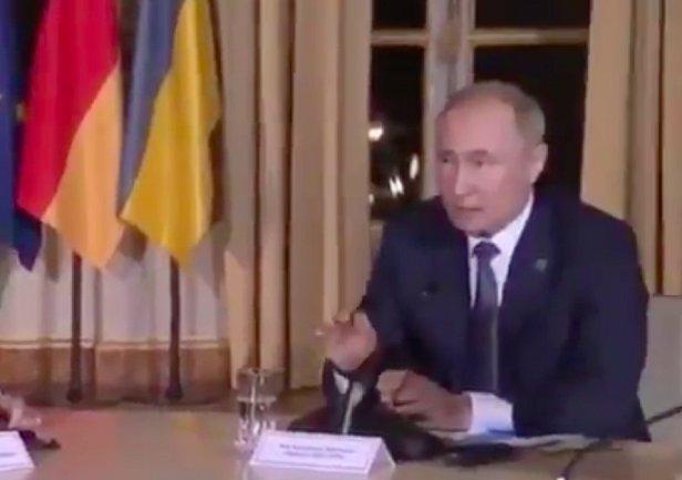 фото - Путин обратился к Зеленскому