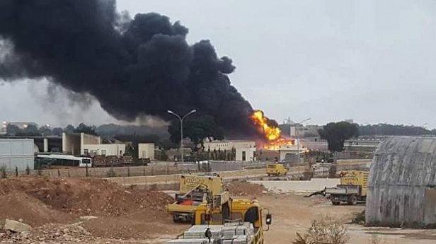 Авиакатастрофа на Мальте: в сети появилось видео крушения самолёта