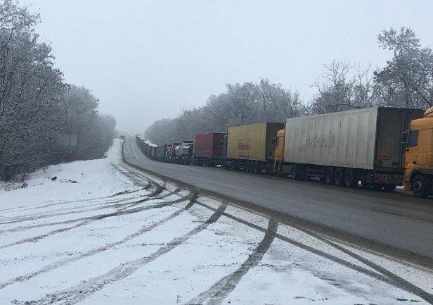 МОЛНИЯ: Россия закрыла границу для Украины