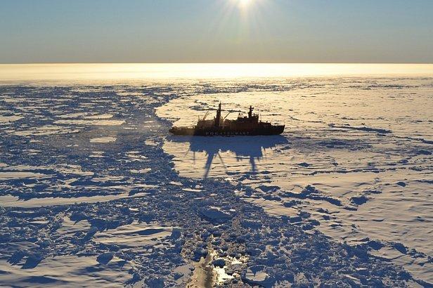 Метеорологи зафиксировали на Северном полюсе рекордное потепление