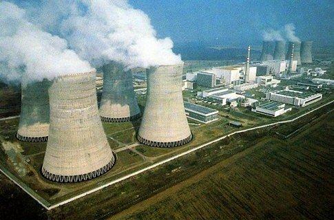 В Украине стали производить на 11% меньше электроэнергии в январе 2015 года