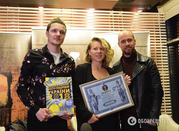 Перемога: O.Torvald установил национальный рекорд