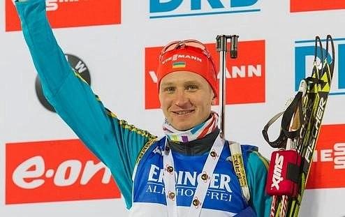 Сергей Семенов завоевал бронзу Чемпионата мира по биатлону