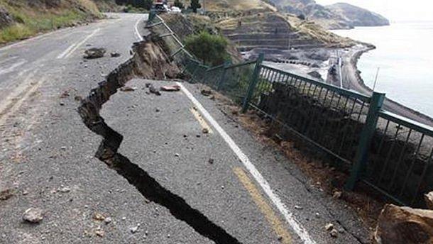 Фото - В США произошло землетрясение