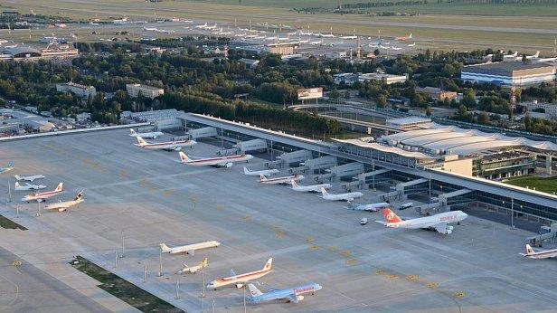 Фото — Аэропорт