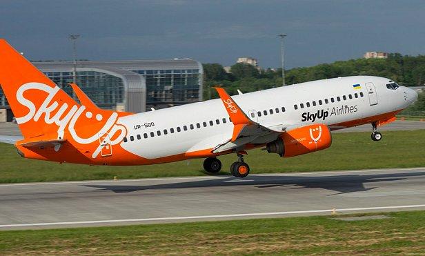 SkyUp ввел нулевой тариф для перелетов детей до 11 лет