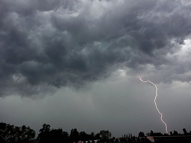 Фото - Объявлено штормовое предупреждение