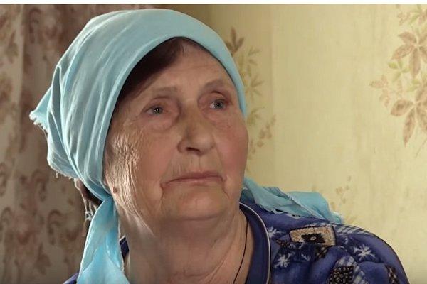 мама Олега Сенцова
