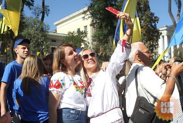 Фото - на День Независимости будет тепло и солнечно