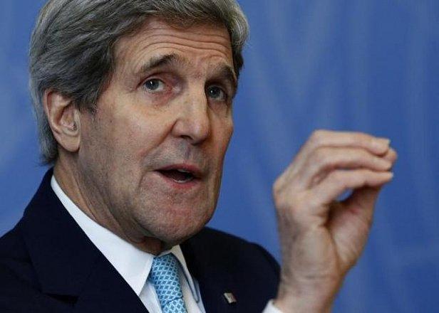 Керри: Россия предложила США военные переговоры по Сирии