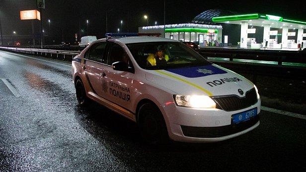 Фото — Полицейское авто