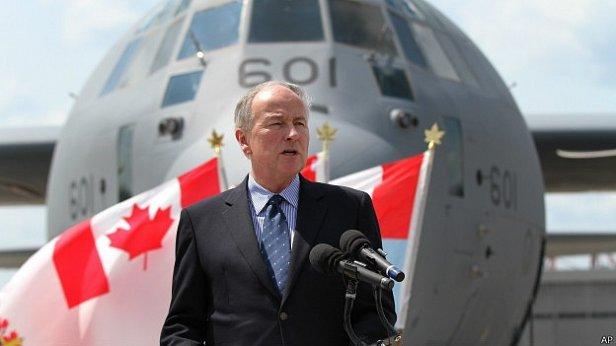 Николсон: Канада предоставит Украине $12 млн для строительства укрытия на ЧАЭС