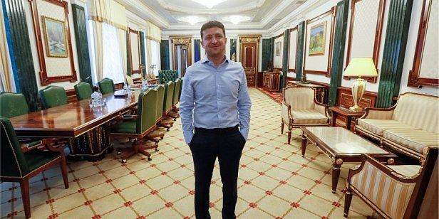 Зеленский предложил приостановить экопроверки судов в портах, несмотря на угрозу экологии