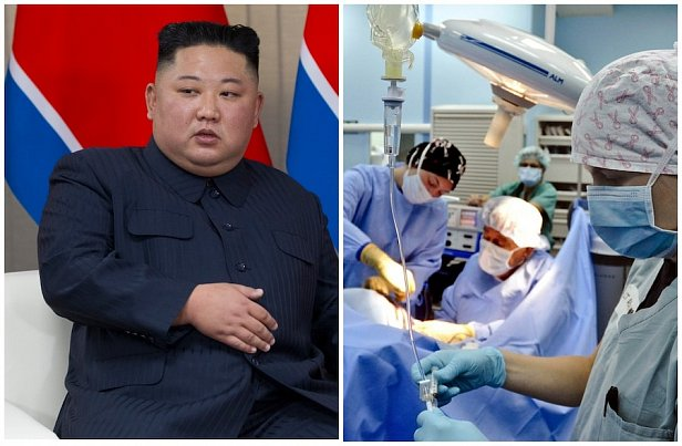 фото - причина смерти Ким Чен Ына