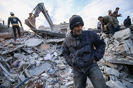 Фото — Сирия
