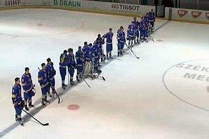 Юношеская сборная Украины по хоккею примет участие в турнире в Венгрии