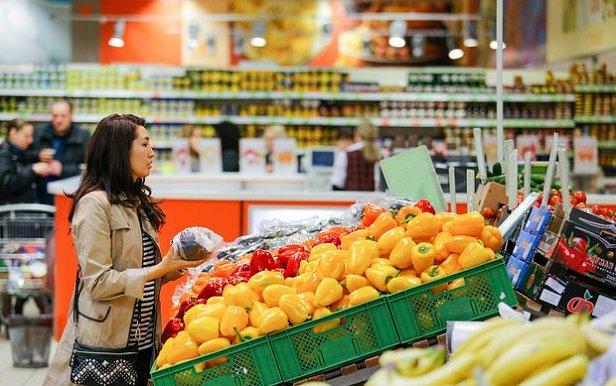 Впервые за год: в  Украине упали потребительские цены