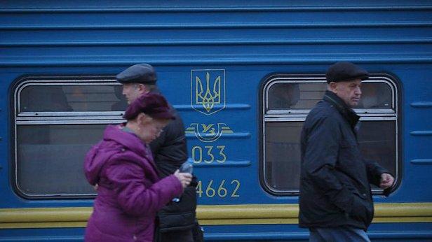 Фото — Поезд
