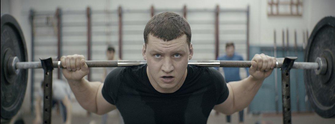 Спортивна драма «Штангіст»: Гран-прі і ще 3 нагороди на кінофесті у Польщі