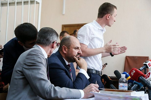 Суд назначил Розенблату залог в 7 млн грн
