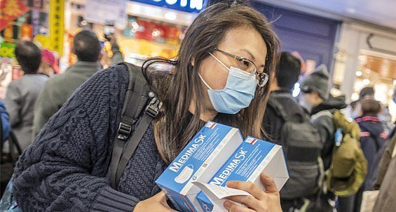 Фото — Медицинские маски