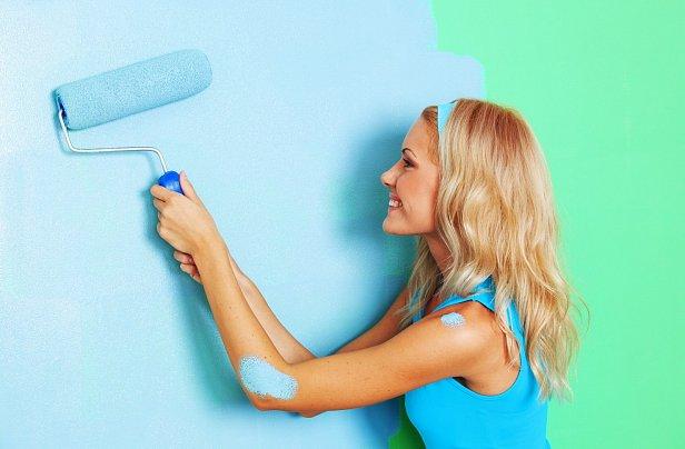 В каких случаях стоит купить водоэмульсионную краску?