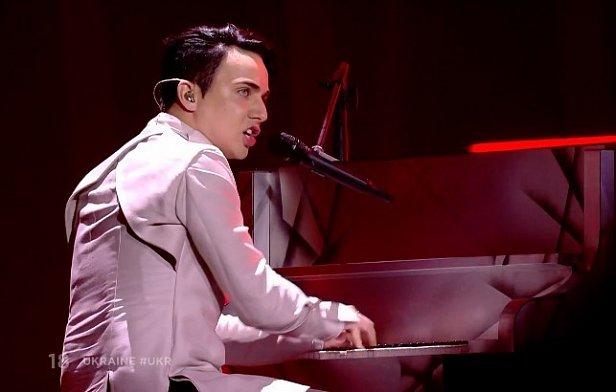 Евровидение-2018: MELOVIN вывел Украину в финал конкурса
