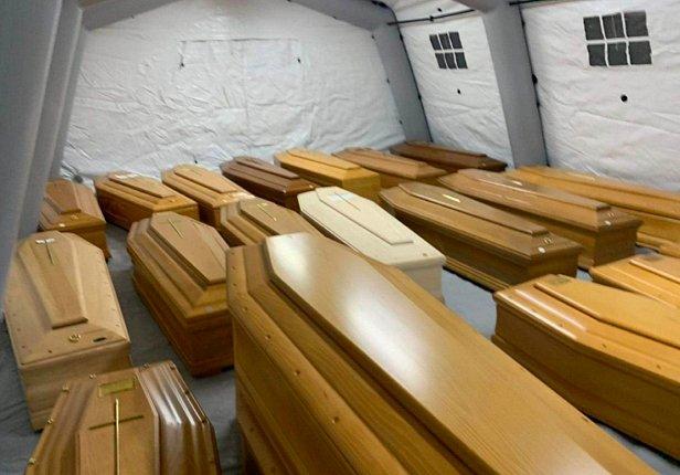 фото - статистика умерших в Италии за сутки