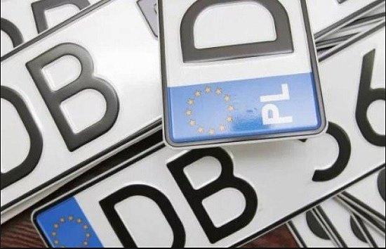 Цифры поражают: в Украине подсчитали число машин с иностранной регистрацией