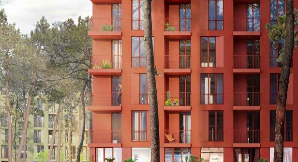 O2 RESIDENCE: преимущества жизни в новом комплексе, расположенном в сосновом лесу