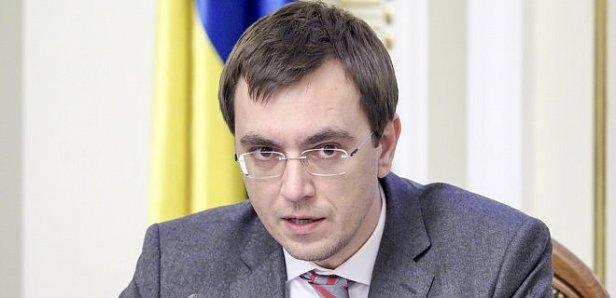 НАБУ вручило подозрение министру Омеляну