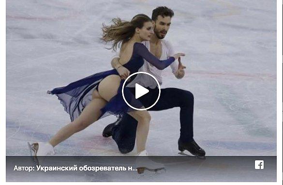 У спортсменке выскочили с груди видео — pic 8