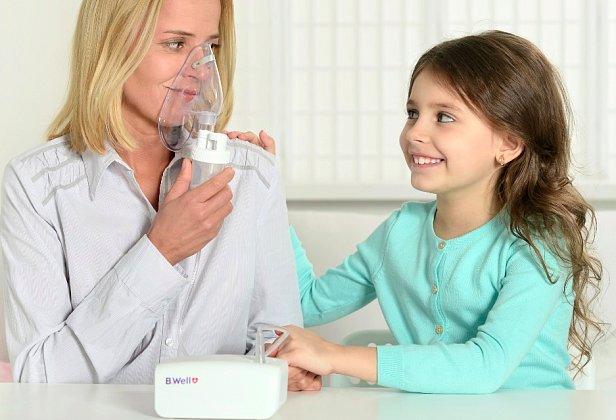 Лечение респираторных заболеваний вместе с ингалятором быстрое, эффективное и комфортное – доказано мамами и врачами
