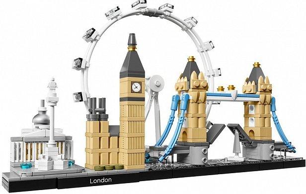 Где купить LEGO Architecture: что важно знать