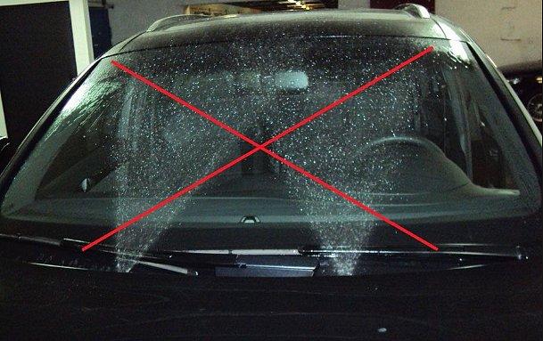 Госпродпотребслужба запретила продажу известных омывателей стекла