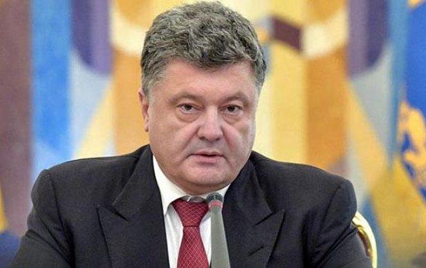 Порошенко: попытка России создать в Украине пятую колонну провалилась
