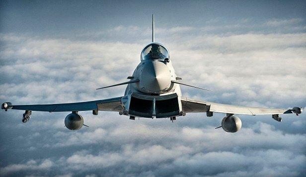 Румыния из-за российских бомбардировщиков подняла в небо истребитель NATO