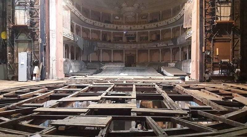 Театральні ремонти в Києві