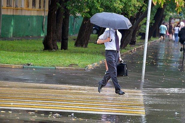 Фото — На выходных будет жарко и ожидаются дожди