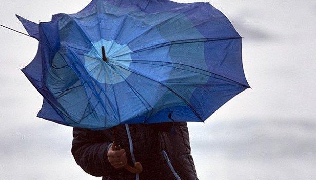 фото: В Украину идет циклон Valentin