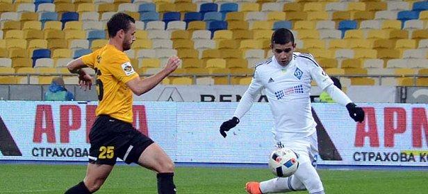 Александрия сенсационно выбивает Динамо из Кубка Украины