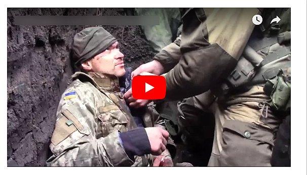 """В """"ЛНР"""" заявили о задержании разведчика ВСУ (видео 18+)"""