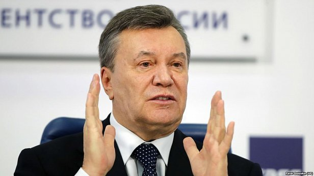фото - Янукович