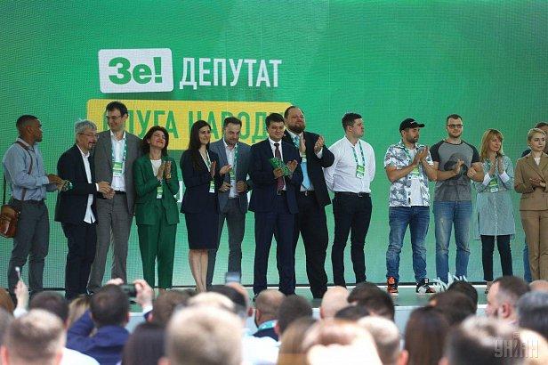 Фото - В партию Зеленского попал сын ярых сторонников Порошенко