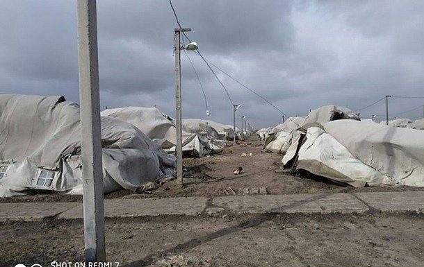 Фото — Ураган на Широком Лане