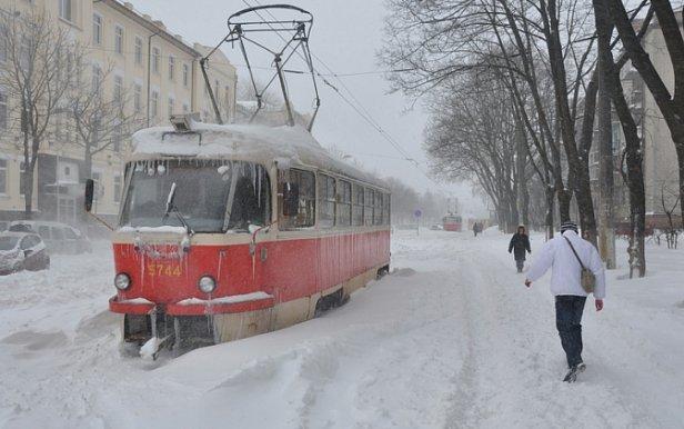 Синоптики сообщили, когда пойдет снег