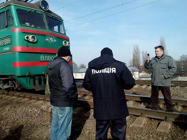 Полиция открыла уголовное дело за остановку поездов в Конотопе