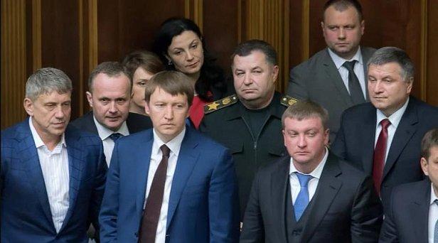 В Кабмине назвали имена самых высокооплачиваемых министров